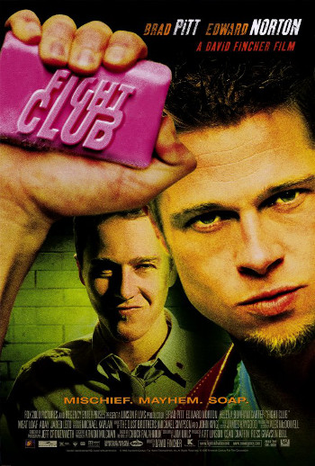 Image Of Movie Cover Fight Club Category Action