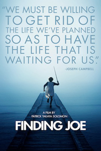 Image Of Movie Cover Finding Joe Category Thinking