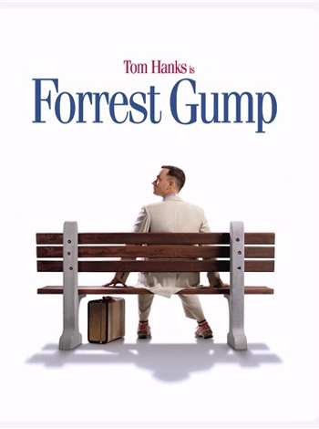 Image Of Movie Cover Forrest Gump Category Travel