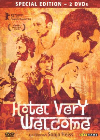 Foto vom Film Cover Hotel Very Welcome Kategorie Backpacking
