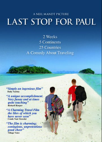 Image Of Movie Cover Last Stop For Paul Category Backpacking