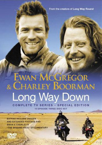 Image Of Movie Cover Long Way Down Category Travel