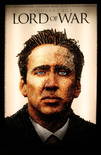 Image Of Movie Cover Lord Of War Category Drama