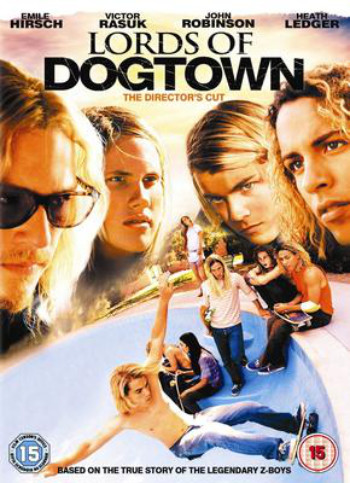 Image Of Movie Cover Lords Of Dogtown Category Adventure
