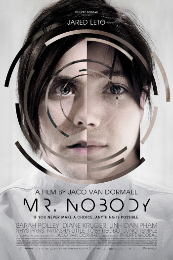 Image Of Movie Cover Mr. Nobody Category Thinking