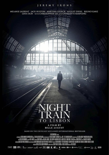 Image Of Movie Cover Night Train To Lisbon Category Travel