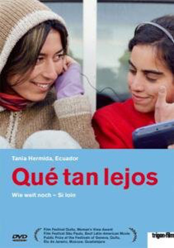 Image Of Movie Cover Que Tan Lejos Category Backpacking