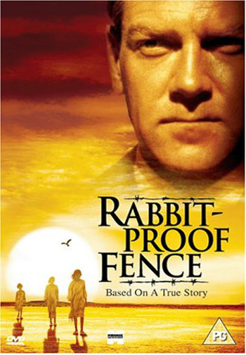 Image Of Movie Cover Rabbit Proof Fence Category Adventure