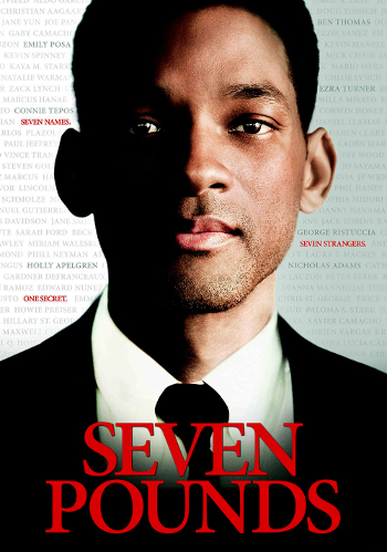 Image Of Movie Cover Seven Pounds Category Drama