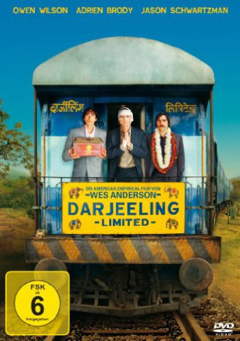 Image Of Movie Cover Darjeeling Limited Category Travel