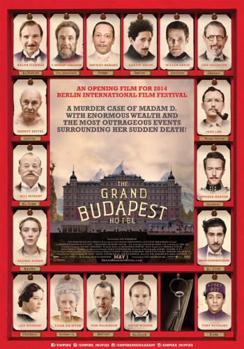 Image Of Movie Cover The Grand Budapest Hotel Category Travel