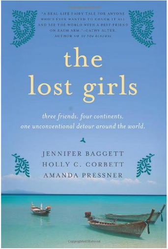 Image Of Book Cover The Lost Girls From Autor Jennifer Baggett Holly Corbett Amanda Pressner Category Backpacking