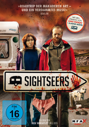 Foto vom Film Cover The Sightseers Kategorie Reisen