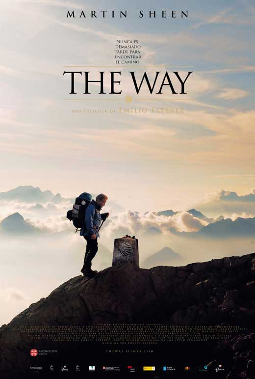 Image Of Movie Cover The Way Category Backpacking