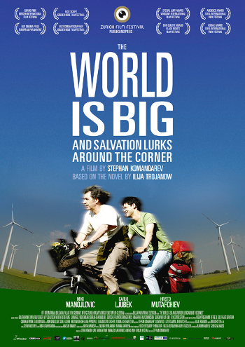 Image Of Movie Cover The World Is Big And Salvation Lurks Around The Corner Category Travel