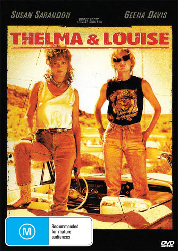 Image Of Movie Cover Thelma And Louise Category Travel