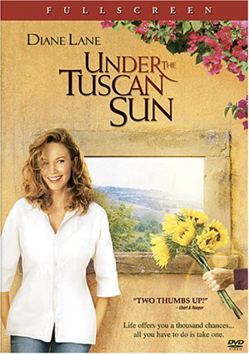 Image Of Movie Cover Under The Tuscan Sun Category Travel