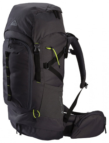 Image Of A Dark Grey McKinley Backpack
