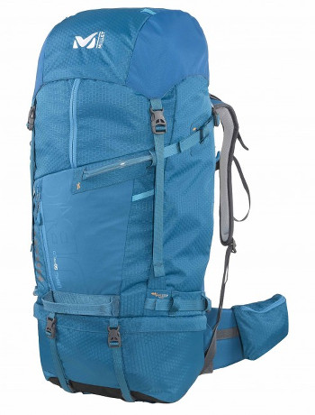 Image Of A Blue Millet Backpack