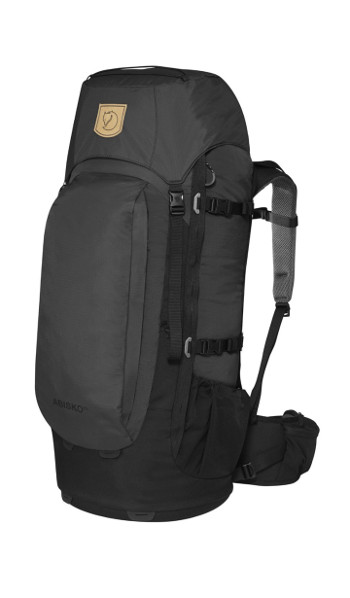 Image Of A Black Fjaellraeven Backpack