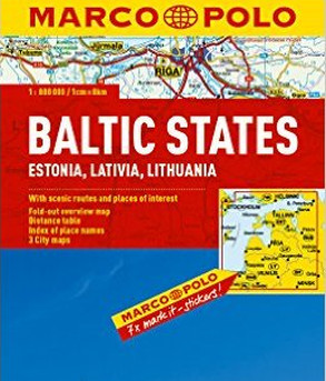 Marco Polo - Baltic States – Estonia, Latvia, Lithuania