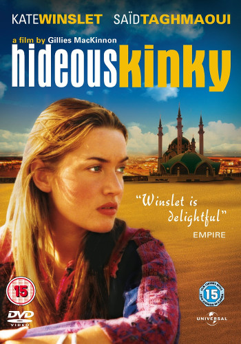 Image Of Movie Cover Hideous Kinky Category Travel
