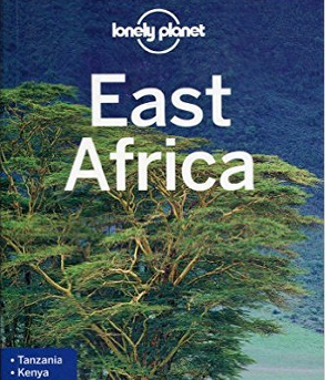 Lonely Planet - East Africa