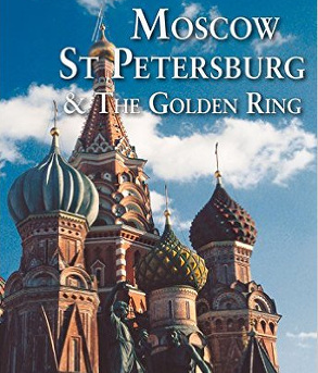 Masha Nordbye - Moscow, St. Petersburg & the Golden Ring