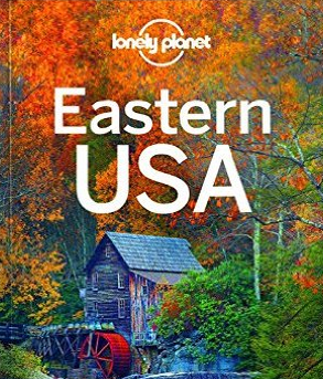 Lonely Planet  - Eastern USA