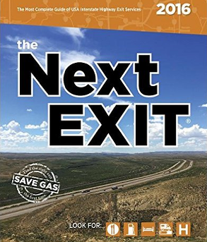 Mark Watson - Next Exit – The Most Complete Interstate Highway Guide