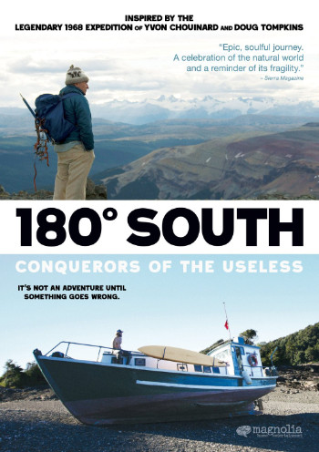 Image Of Movie Cover 180 Degree South Category Travel