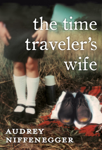 Image Of Book Cover The Time Travelers Wife From Autor Audrey Niffenegger Category Travel